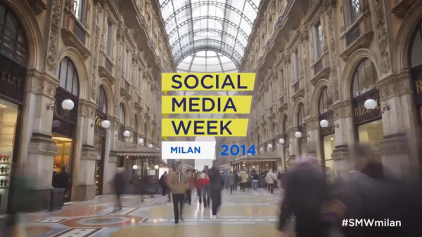 Social Media Week di Milano