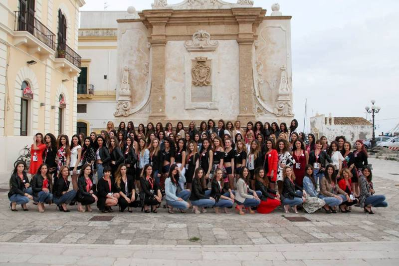 Miss Mondo Italia a Gallipoli