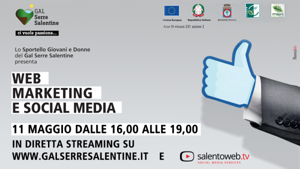 Gal Serre Salentine: a lezione di Web Marketing e Social Media