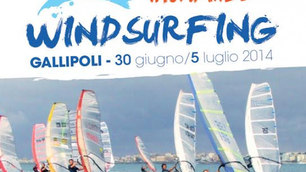 windsurfing gallipoli